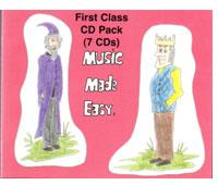 Music teaching resources in Ireland for 1st class