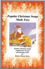 popular christmas songs made easy students songbook - Popular Christmas Songs